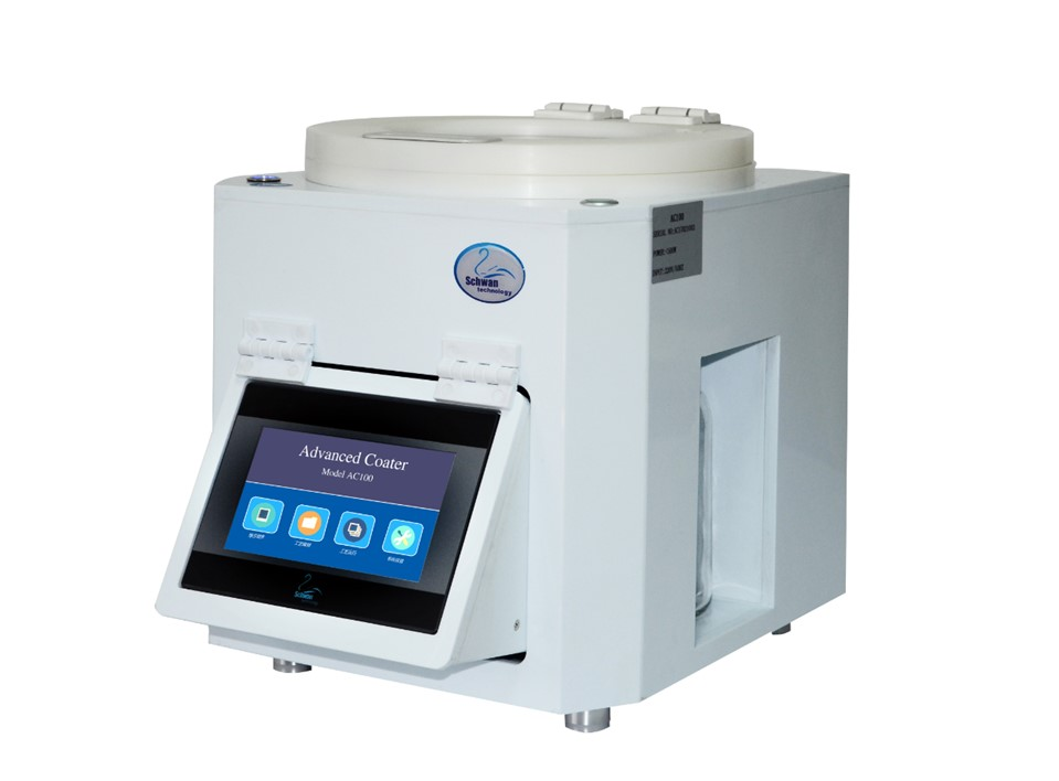 EZ8 Intelligent vacuum spin coater for max 8 inch wafer coating
