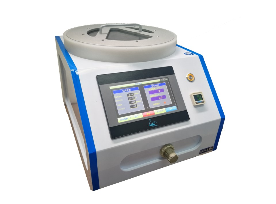 AC200-V desktop vacuum type spin coater for various shape sample coating