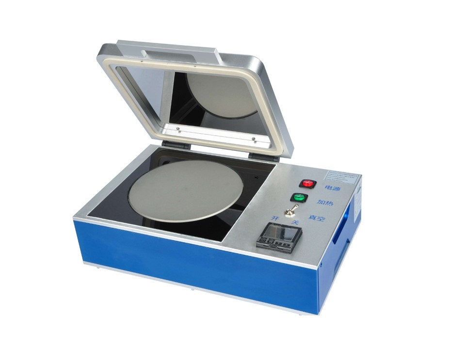 ELectric precision hot plate for wafer heating HP6