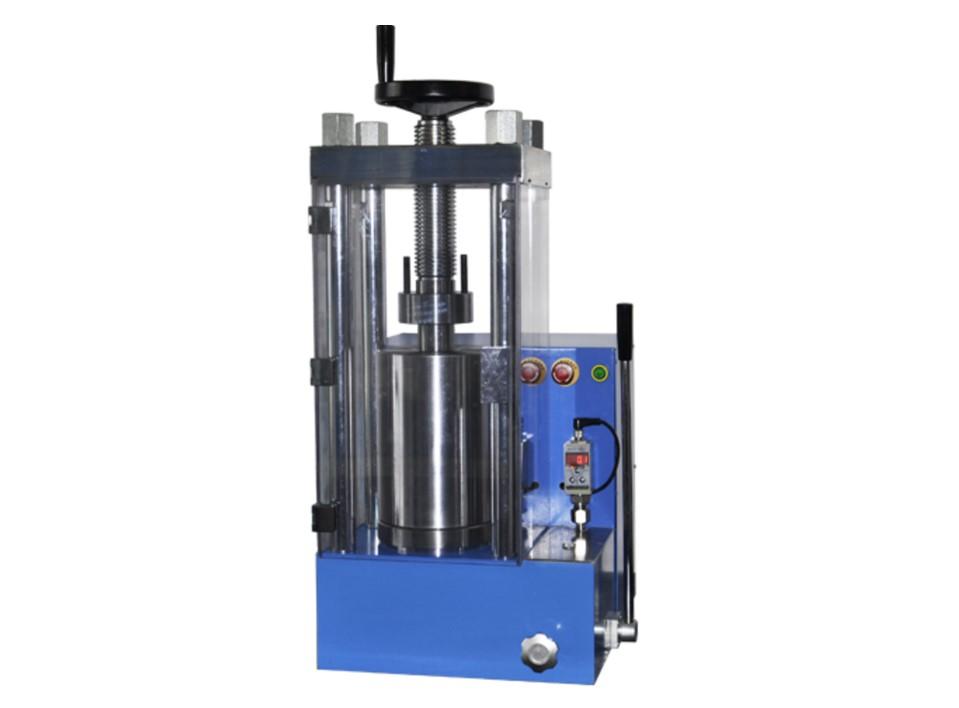 PCD-60J 60 ton electric cold isostatic pressing machine upto 300MPa