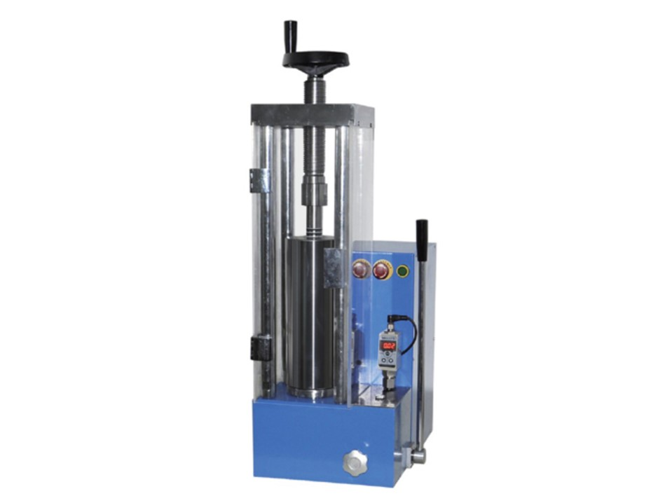 PCD-20J 20 ton electric cold isostatic pressing machine