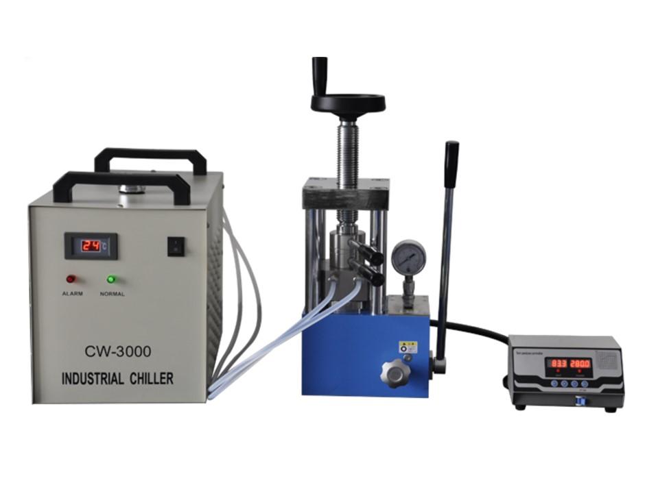 PCH-600B 24 ton electric heating press machine upto 300 degree