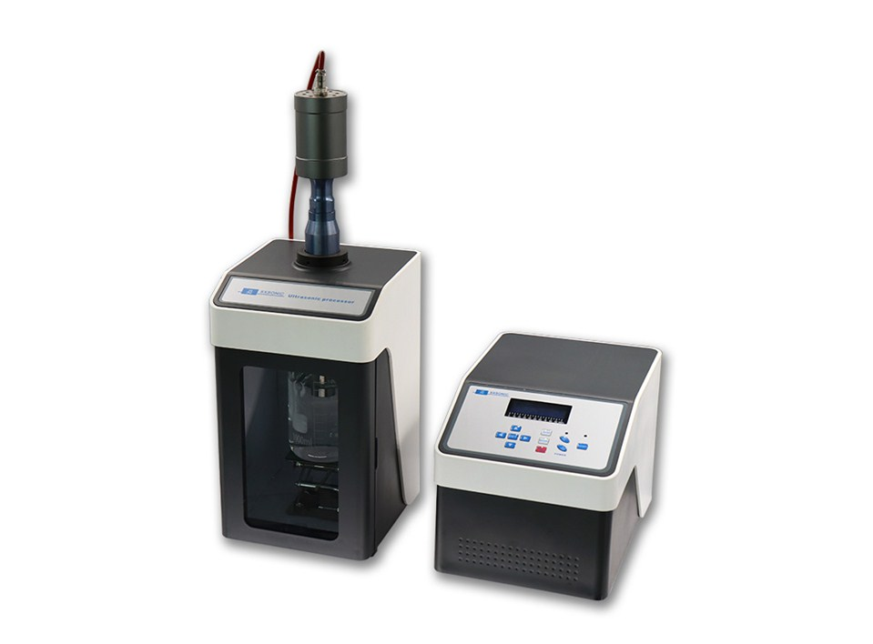 FS-150N 80W compact ultrasonic processor for laboratory