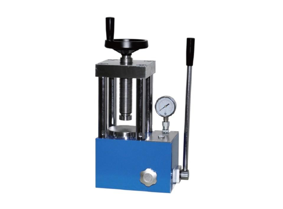 15 Ton Hydraulic KBr Press