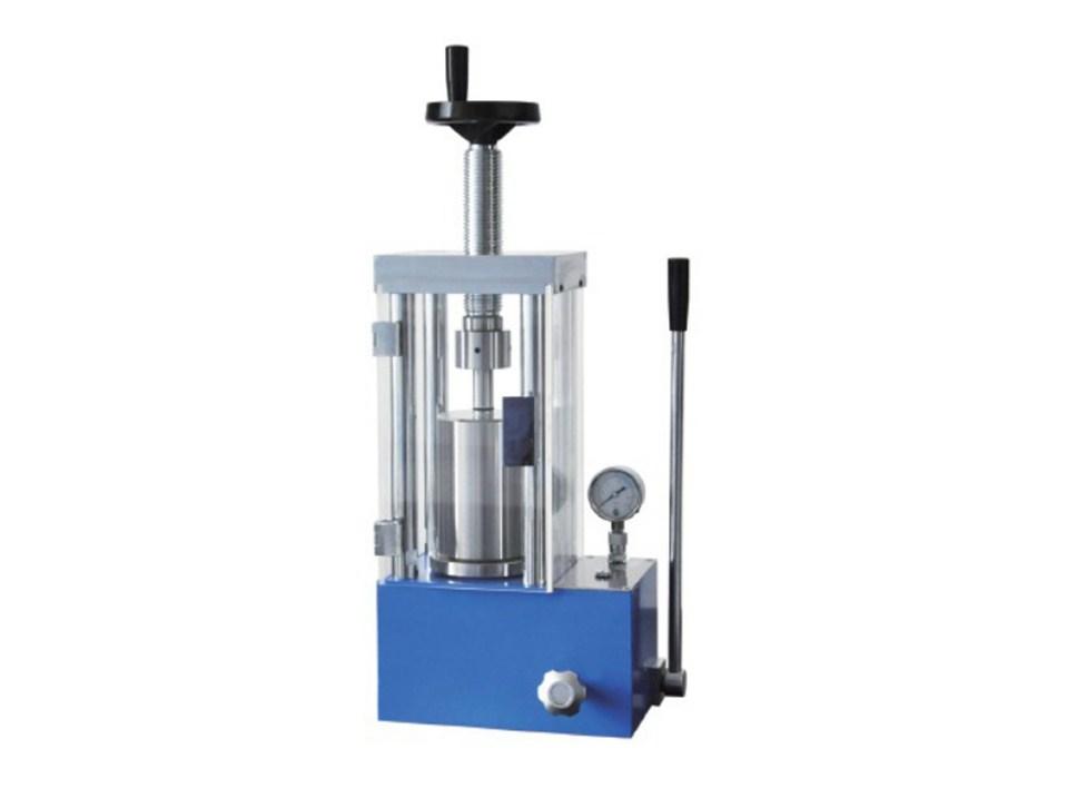 12 ton Manually Cold Isostatic Press Machine