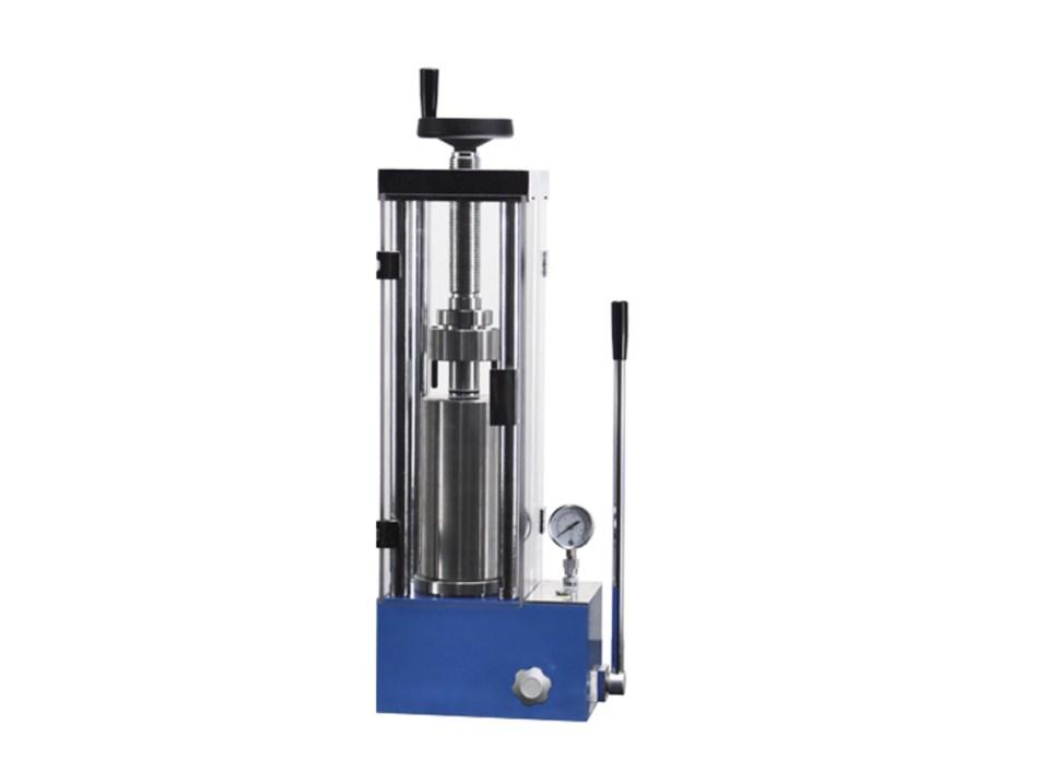 40 Ton Manually CIP Press Machine