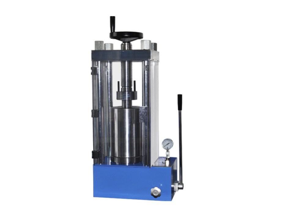 60 Ton Manually CIP Isostatic Press Machine