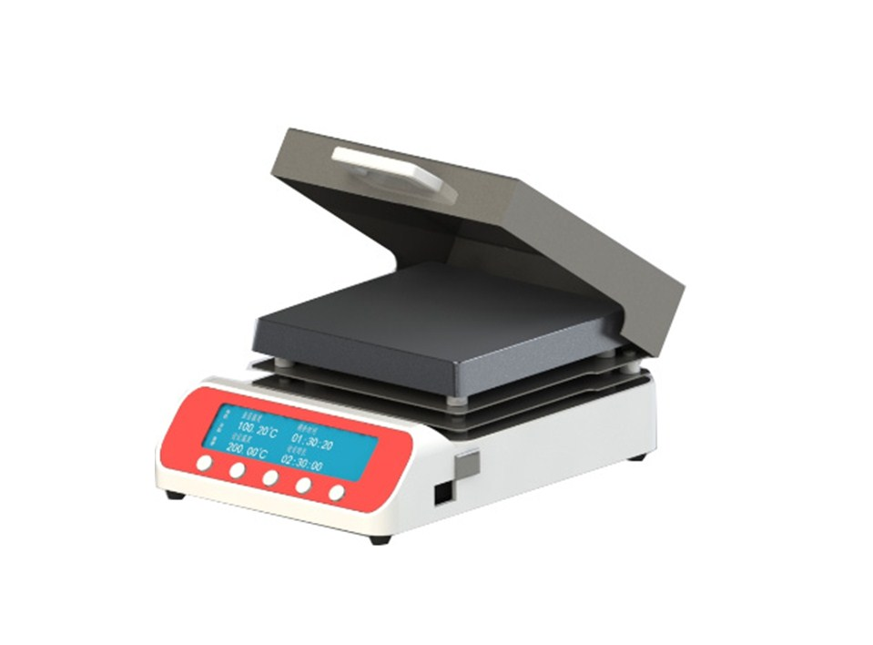 Compact Hot Plate upto 600 degree can put in glove box TC600