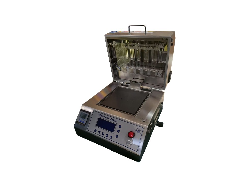 Drawer type UV Cleaner with Bottom Heating Plate-UC100-H