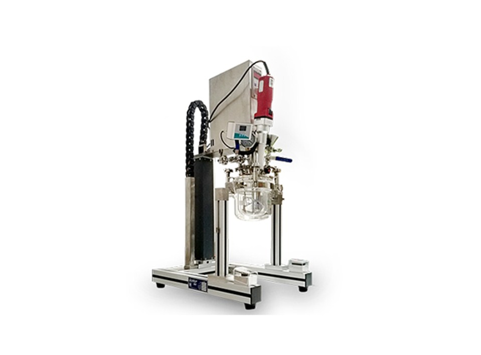 2L Ultrasonic Reactor with Constant Temperature