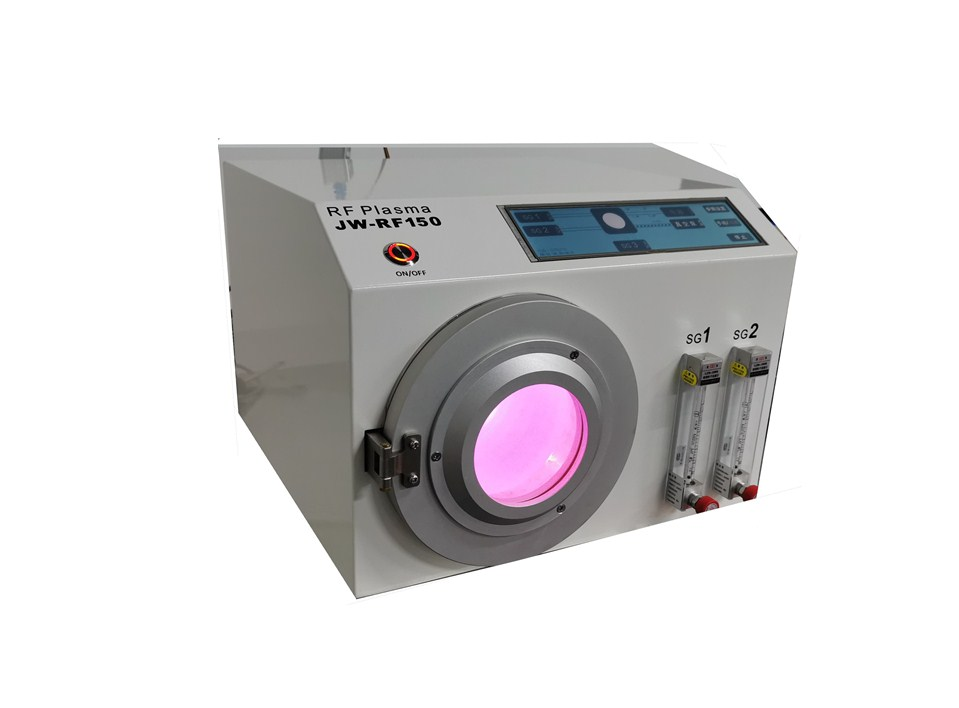 13.56MHz Plasma Cleaner with 4L Chamber