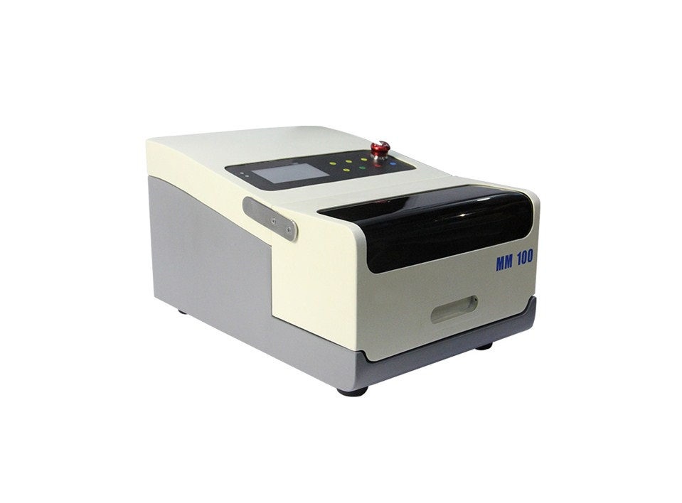Horizontal Tissue Grinder Ball Mill for Lab