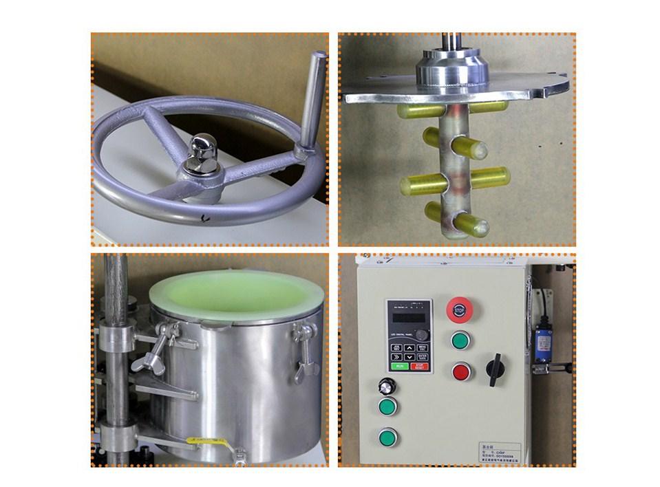 SJM-5L Vertical Stirring Ball Mill with Zirconia Jar