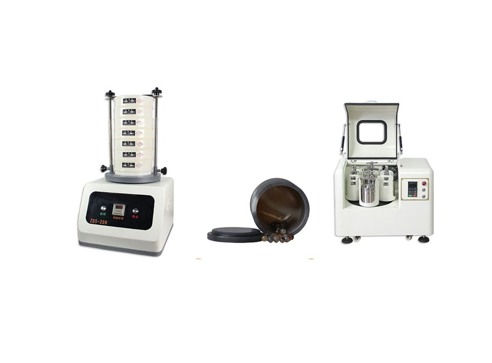 Compact Vibrating Screen to 1000mesh XSF-200