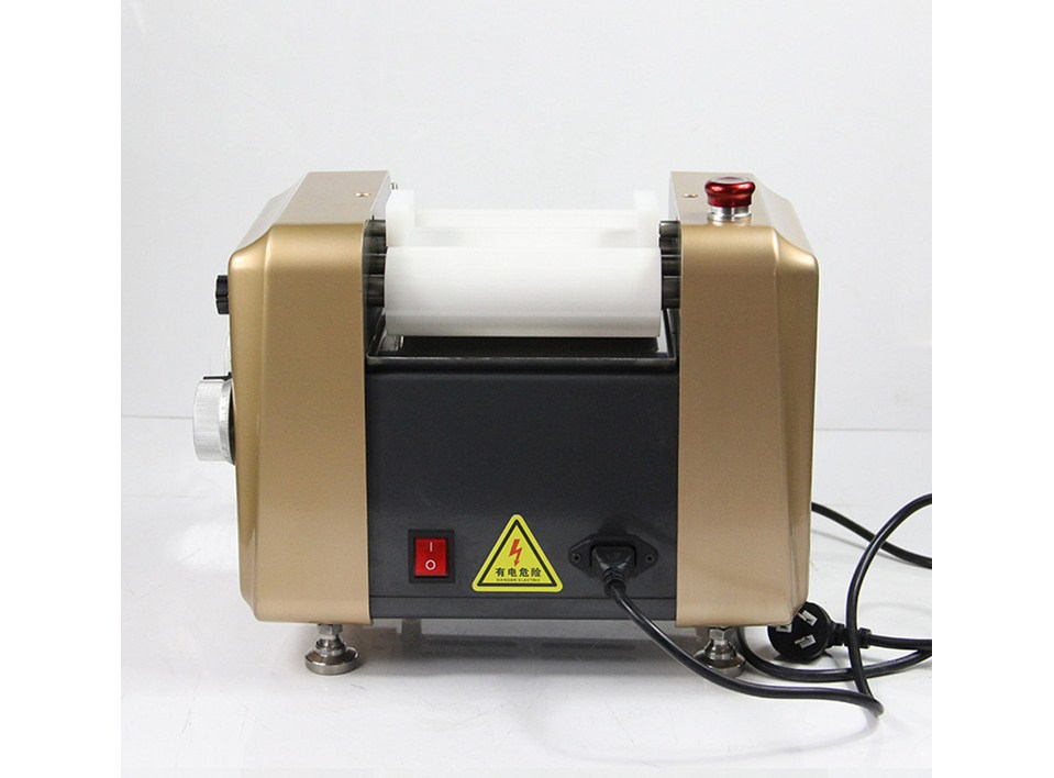 Laboratory Three Roller Grinder with 50/80mm Roller CH-SG50