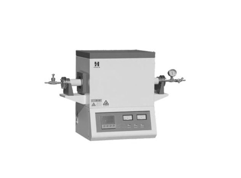 1700 degree Horzitonal Tube Furnace with OD50*1000mm 1700-GSL50A