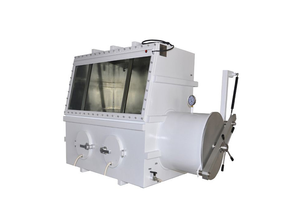 Large Stainless Steel Vacuum Glove Box with 1120*740*900mm Working Chamber VGB-4