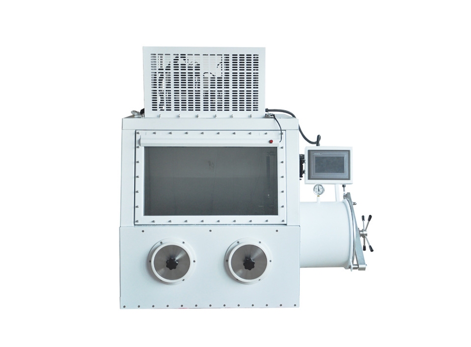 Large Stainless Steel Low Temperature Vacuum Glove Box with 1120*740*900mm VGB-4LT